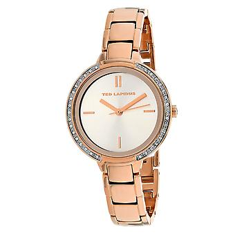 Ted Lapidus Women's Classic Rose gold Dial Watch - A0730URIX