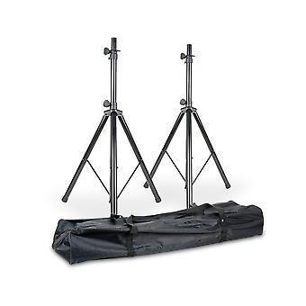ADJ Adj Spsx2b Speaker Stand Kit - 2 Stands & Bag
