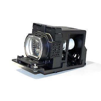 Lampada per proiettore di sostituzione potenza Premium con lampadina Phoenix per Toshiba TLPLW11