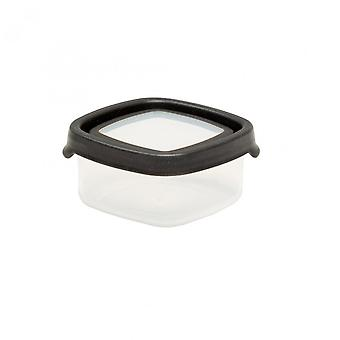 Wham Storage 3.01 Seal It 300ml Square Airtight Plastic Food Box