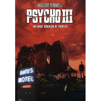 Psyko 3 [DVD] USA importere
