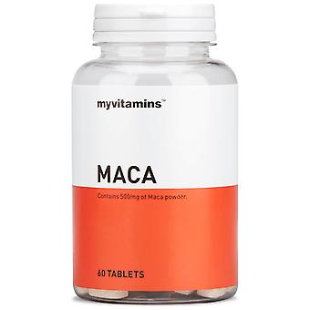 Maca (60 Tablets) - Myvitamins
