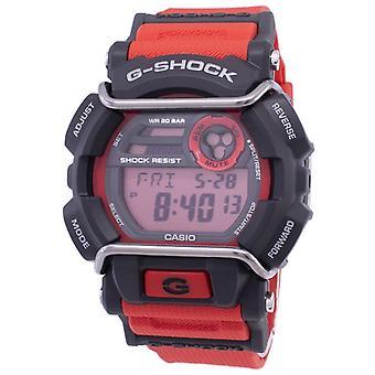 Casio G-Shock Flash Alert Super Illuminator GD-400-4 GD400-4 Men's Watch