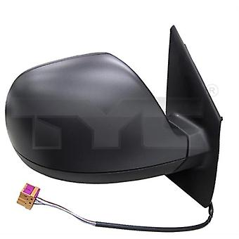 Right Mirror (Electric Heated Black Cover) for VW MULTIVAN mk6 2015-2019