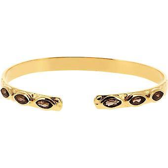 Jonc Kira Dor bracelet - Quartz Fum