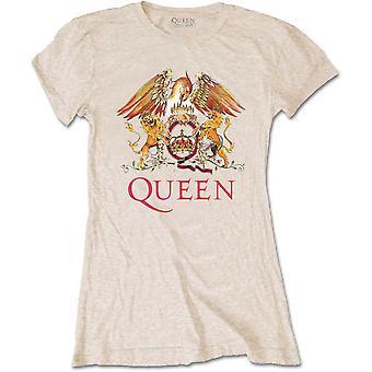 Sand Königin Wappen Freddie Mercury offizielle T-Shirt