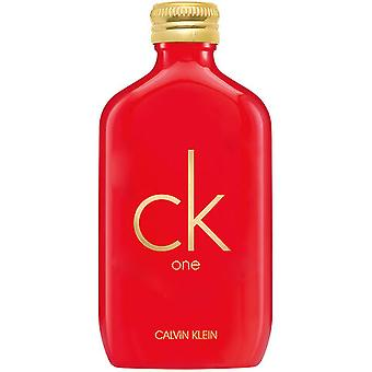 Calvin Klein CK One Red Collector's Edition Eau de Toilette Spray 100ml