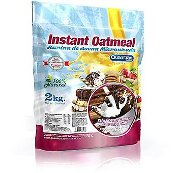 Quamtrax Nutrition Oats Meal Bag 2 Kg