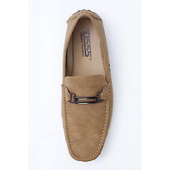Duke Mens Oakland-2-D555 Slip On Deck Schuhe