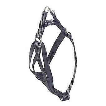 Nayeco Basic musta koira valjaat koko L (koirat, kaulus kaulanauha, johtaa ja valjaat, valjaat)
