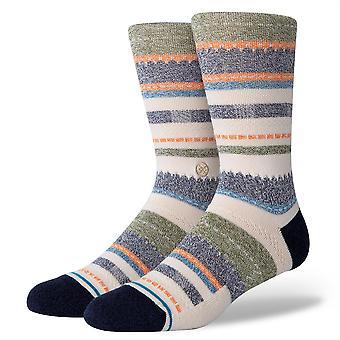 Stance Inline Men's Socks ~ Tucked In navy