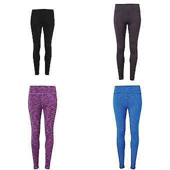 Tri Dri Womens/Ladies Performance Space Dye Leggings