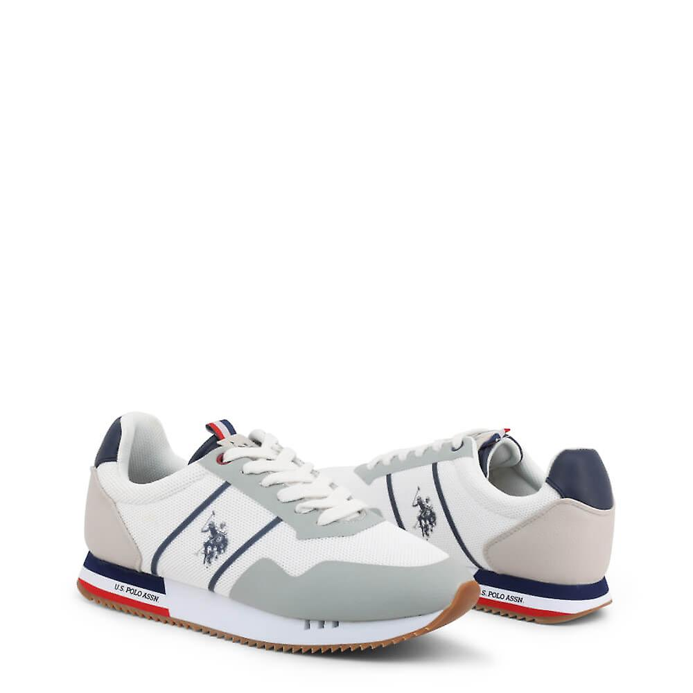 U.S. Polo Assn. Original Men All Year Sneakers - White Color 36600 - Remise particulière