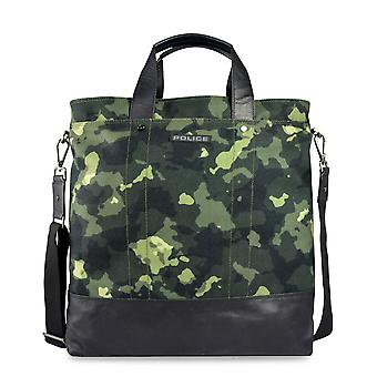 Police Original Men All Year Briefcase - Green Color 32617