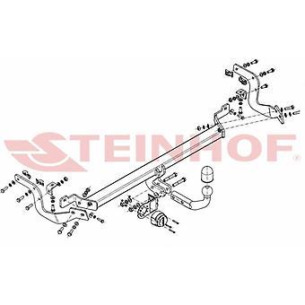 Steinhof Towbar (fixes 2 bolts) for Peugeot 2008 2013 Onwards