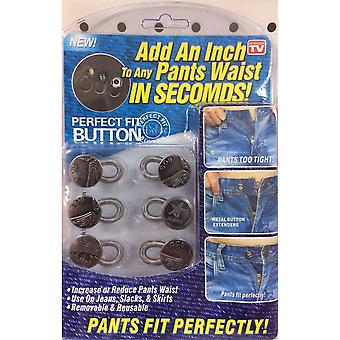 Trouser Button Extenders (6-pack)