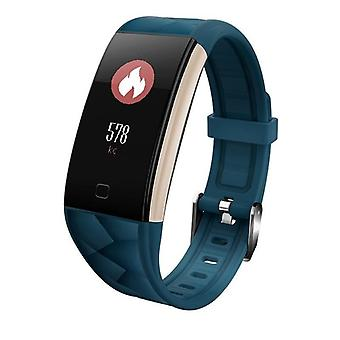 T20 multifunctional activity bracelet with colour display-blue