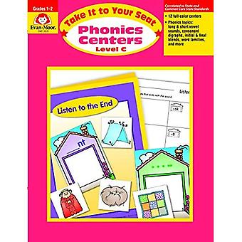 Take It to Your Seat Phonics Centers - Level C, Grades 1-2