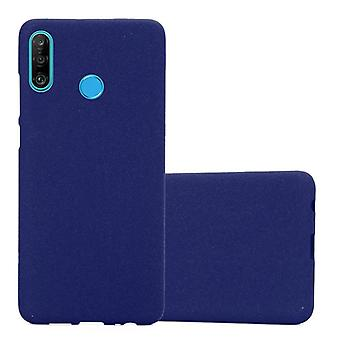 Cadorabo case for Huawei P30 LITE case case cover - mobile Phone case made of flexible TPU silicone – Silicone Case Protective Case Ultra Slim Soft Back Cover Case Bumper