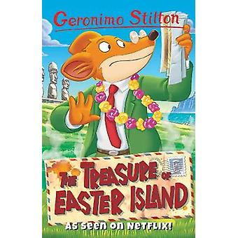 The Treasure of Easter Island by Geronimo Stilton - 9781782263753 Book