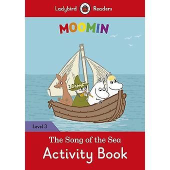 Moomin The Song of the Sea Activity Boo