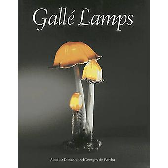 Galle Lamps by Alastair Duncan & Georges De Bartha