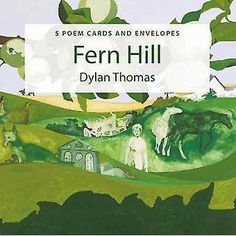 Poster Poem Cards Fern Hill by Dylan Thomas