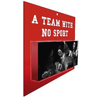 Team with No Sport Virgil Abloh Pyrex Vision Flip Book by Abloh & Virgil