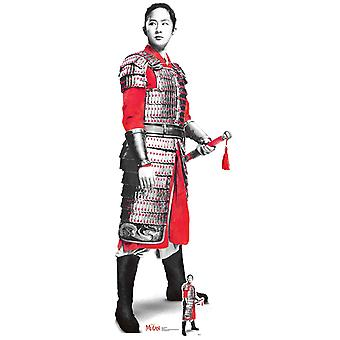 Mulan (Liu Yifei) Official Lifesize Cardboard Cutout / Standee / Standup