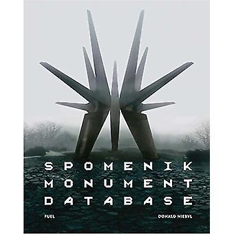 Spomenik Monument Database by Donald Niebyl - 9780995745537 Book