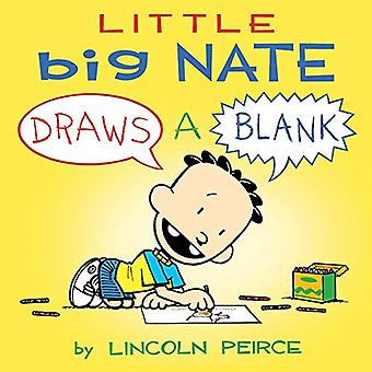 Little Big Nate - Draws A Blank by Lincoln Peirce - 9781524851781 Book