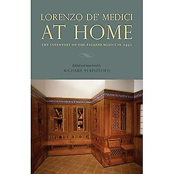Lorenzo de' Medici at Home: The Inventory of the Palazzo Medici in 1492