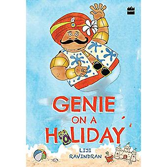 Genie on a Holiday by Liji Ravindran - 9789353025618 Book