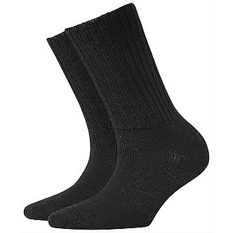 Burlington Plymouth Socks - Pebble Brown