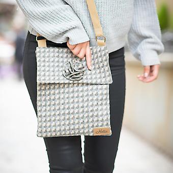 Ella handväska - Holborn Taupe