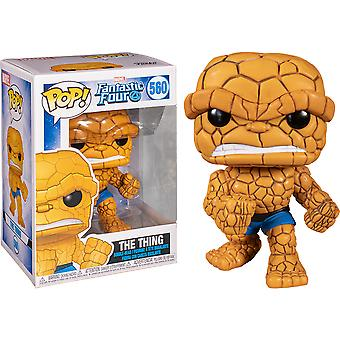 Fantastic Four The Thing Pop! Vinyl