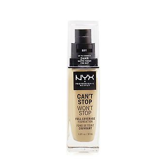 Can't stop won't stop full coverage foundation # buff 248186 30ml/1oz