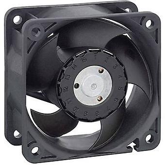 EBM Papst 624 HH Axiale ventilator 24 V DC 56 m³/h (L x W x H) 60 x 60 x 25 mm