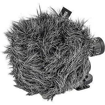 Dörr Foto CV-01 Clip Mikrofonset inkl. Popfilter, inkl. Kabel, Hot-Schuhhalterung