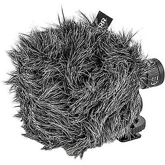 Dörr Foto CV-01 Klipmikrofon dahil pop filtre, kdv kablosu, Sıcak ayakkabı montaj
