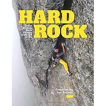 Hard Rock - Great British rock climbs from VS to E4 by Ian Parnell - 9