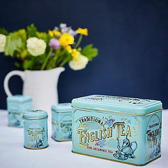 Ensemble victorien de cadeau de thé de cru