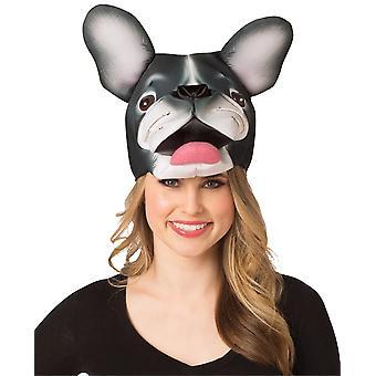 Headpiece Bulldog Adult