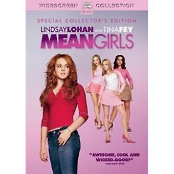 Mean Girls [DVD] USA import