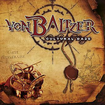 Von Baltzer - Cultural Daze [CD] USA import