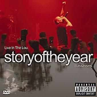 Story of the Year - Live in the Lou/Bassassins [CD] USA import