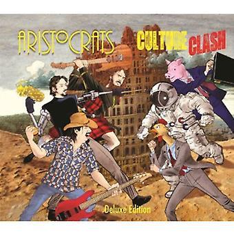 Aristocrats - Culture Clash [CD] USA import