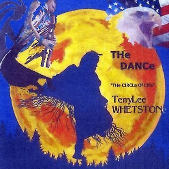 Terrylee Whetstone - Dance [CD] USA import