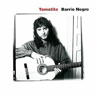 Tomatito - Barrio Negro [CD] USA import