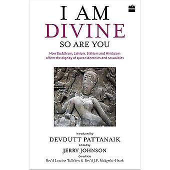 I am divine - So are you by Devdutt Pattanaik - 9789352774852 Book